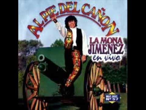 LA MONA JIMENEZ AL PIE DEL CAÑON CD COMPLETO