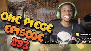 OP | Reaction - Episode. 893