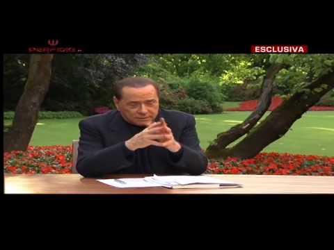 intervista a Berlusconi