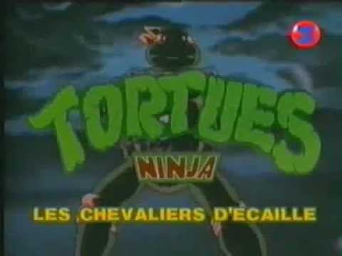 Les tortues ninja g n rique dessin anim youtube - Dessin anime ninja ...