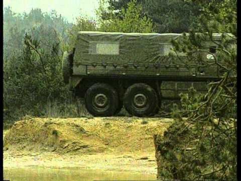 Steyr-Puch Pinzgauer Promotional Video
