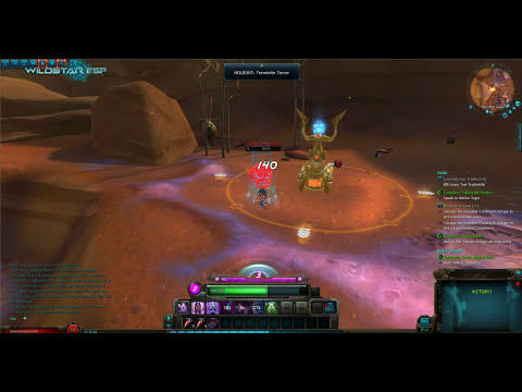 WildStar: Chua Esper ~ Soldier Holdout: Mercenary Madness path quest