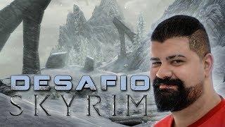 The Elder Scrolls V: Skyrim DESAFIO SE MORRER RESETA O GAME
