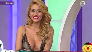 2018 FUNNY HOT FEMALE FAIL TV REPORTER COMPILATION!