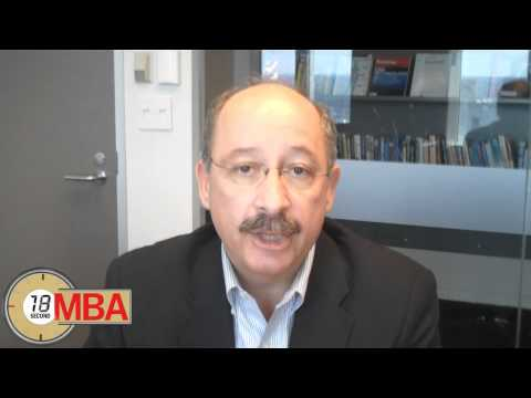 30 Second MBA - Robert J. Thomas, High Performance