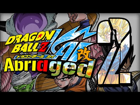 Tfs Dragonball Z Kai Abridged Parody Episode 2 video