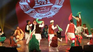 Afghani ATTAN - Taiyuan China Dec-2017