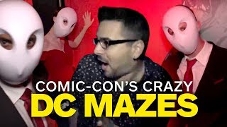 Exploring the Vast DC Universe - Comic Con 2018