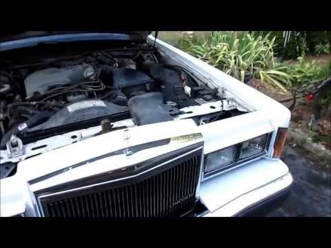 1989 Lincoln Town Car - Throttle Position Sensor (TPS) Malfunction