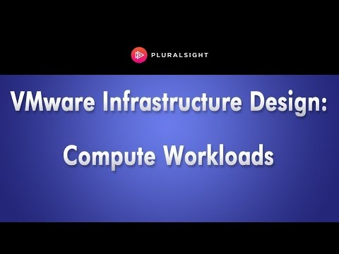 VMware Infrastructure Workload Design