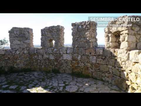 Castelo de Sesimbra - Sesimbra - Set�bal - Lisboa - Portugal