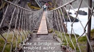 Bridge Over Troubled Water Susan Boyle