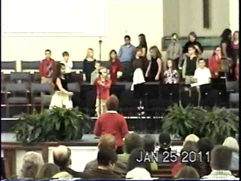 mt juliet christian academy christmas part 1