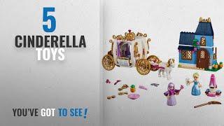 Top 10 Cinderella Toys [2018]: LEGO Cinderella's Enchanted Evening 41146 Building Kit (350 Piece)