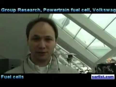 DIPL.-ING. Sören Stobbe, R&D, Powertrain fuel cell, Volkswagen AG