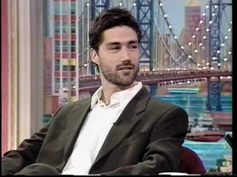 Matthew Fox (Charlie Salinger Party of Five) - Rosie 19981113