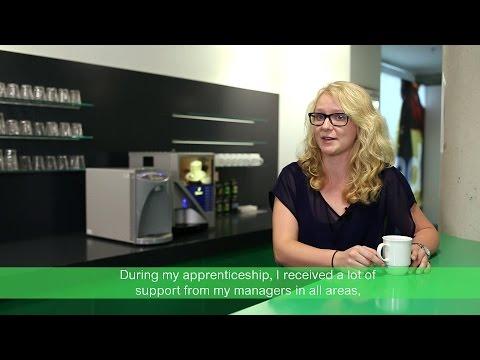 Arbeiten bei Schneider Electric: Erfahrungen von Software-Entwicklerin Claudia Pagenkemper