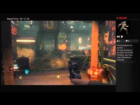 PS4 BLACK OPS 3 zombies private online