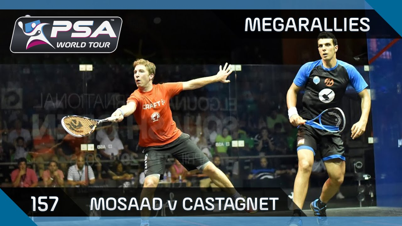 """""""Mosaad Is Really Controlling Well"""" - MegaRallies #157 Mosaad v Castagnet"""