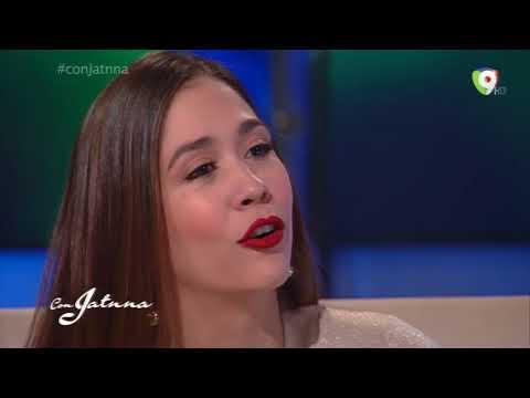 Entrevista exclusiva a Nahiony Reyes en Con Jatnna - 1/3
