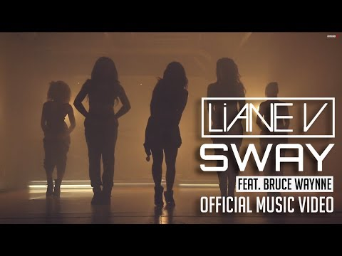 LIANE V - SWAY feat. BRUCE WAYNNE (OFFICIAL MUSIC VIDEO)