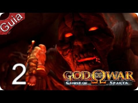 God Of War Ghost Of Sparta Hd Walkthrough Parte 2 Español video