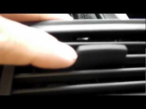 Z4 Radio removal 2003 2008 Part 1