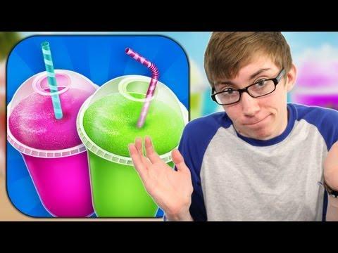 SLUSHY! - MAKE CRAZY DRINKS (iPad Gameplay Video)
