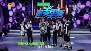 [ENG SUB] 1/6 Jang Geun Suk @ Happy Camp 120616