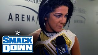Bayley only has two words for the WWE Universe: SmackDown Exclusive, Oct. 11, 2019
