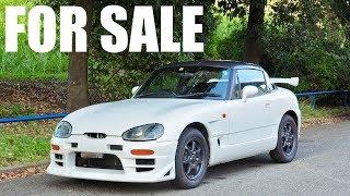 FOR SALE - 1992 Suzuki Cappuccino Turbo