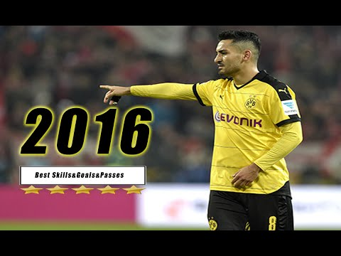 İlkay Gündoğan - Best Goals/Skills/Passes ● The Warrior ● 2016 HD