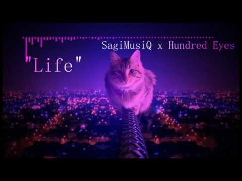 """Life"" x Chill Hip Hop, RnB, Rap Beat x SagiMusiQ ft. Hundred Eyes"
