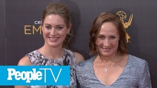 Young Sheldon: Zoe Perry On Playing Younger Version Of Her Real Life Mom Laurie Metcalf | PeopleTV