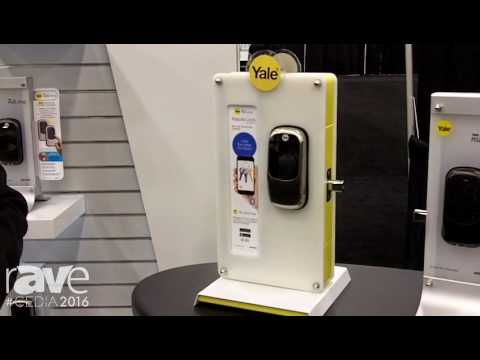 CEDIA 2016: Yale Residential Demos the Assure Lock
