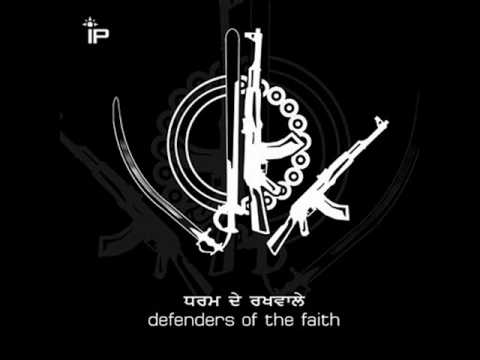 Jhoolde Kesri Jhande - Tigerstyle ft. Bhupinder Singh - Defenders of the Faith