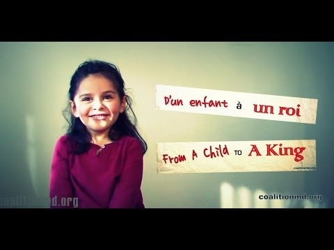 Plea from a child to a King : Stop Child Euthanasia by @CoalitionMD