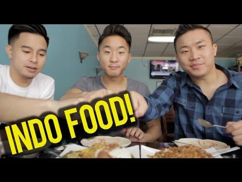 FUNG BROS FOOD: Indonesian Food