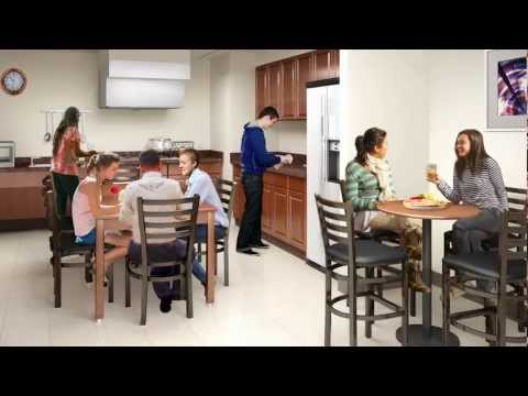 Residential Life at Corning Community College