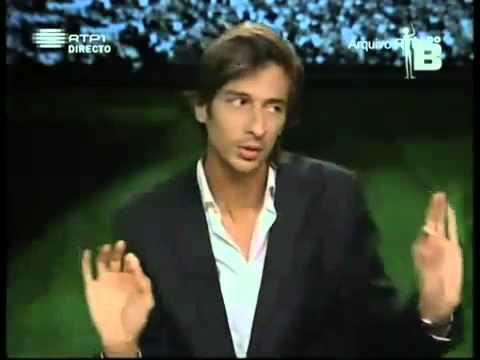 Bruno Nogueira entrevista Jorge Jesus (Lado B - RTP)