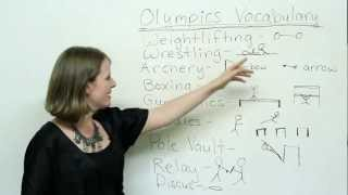 Learn English - Vocabulary - The Olympics