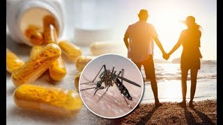 Best supplement to take before you travel This vitamin can help prevent mosquito b ites