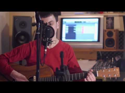 Sow mare bitch vixen - Marc Reeves (Fionn Regan cover) Martin DXK2AE