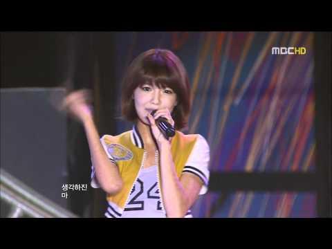 100904 Snsd - Oh!  2010 Incheon Korean Music Wave video