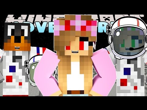 Minecraft - Little Kelly Adventures : SAVING THE MOON FROM EVIL LITTLE KELLY! w/ DonutTheDog