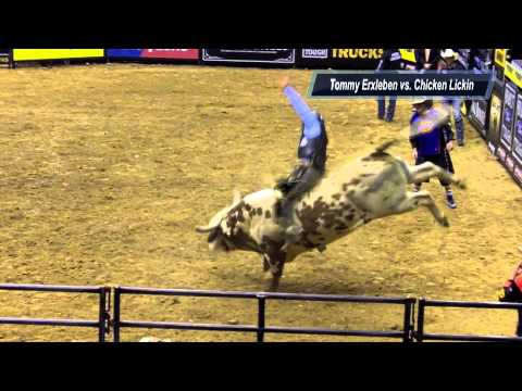 #PBR Glendale, Arizona March 18, 2012 Highlights (Every Ride!)