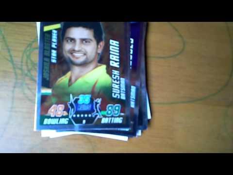 Cricket Attax Cards 2014 ▶ Cricket Attax 2014 / 2015