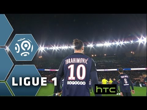 Paris Saint-Germain - SC Bastia (2-0) - Highlights - (PARIS - SCB) / 2015-16