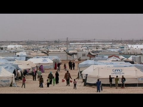 UN seeks aid money for Syria at Kuwait conference