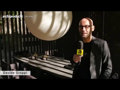 Salone del Mobile.Milano 2016 | PAOLA LENTI - DAVIDE GROPPI